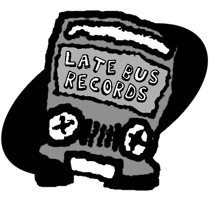 Late Bus Logo  - named after the bus to college that was never on time I was 16 always waiting with my cassette walkman to albums that would influence me greatly.