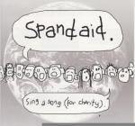Spandaid Cd Single Cover
