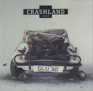 Crashland - Glued LP - 100 Yen - Bargain