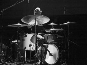 Eric Gebow - Drums, Omnichord, Glockenspiel, Effects