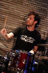 Daniel Karras - Drums