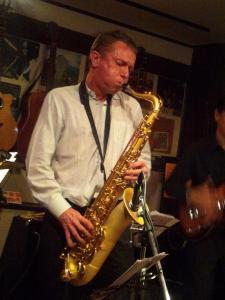 Graham Taylor - Tenor Sax