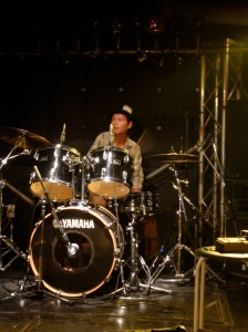 Yusuke Sugii - Drums