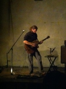 Onstage at Urbanguild