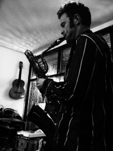 Adam Erdossy - Baritone Sax