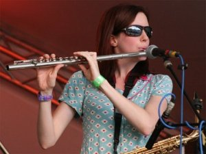 Amy Lazzerini - Flute and the Ability to stay Awake Hours After she Intended