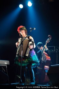 Toruko Nolen - Accordion and the Monk Connection