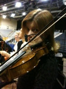 Rachel Steadman - Violin, Viola and the Maker of Mighty Mean Salads