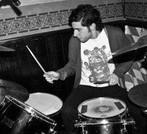Francesco Federici - Electronic Drums, Analog Synth and love for Zombies