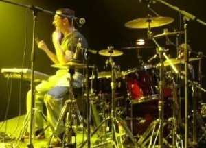 Drums, Electronic and Acoustic Percussives, an Ability to Nail Everything in no More Than 2 Takes