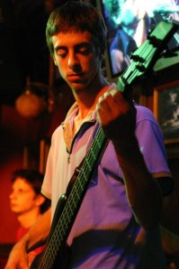 Nick Hall Lazzerini - Bass/Nick Hall Lazzerini - Bass/Treatments and the Ultimate Hark Back to the Past