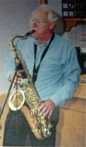 Roger Pride - Tenor Sax/ Clarinet and a History on the London Jazz Scene.