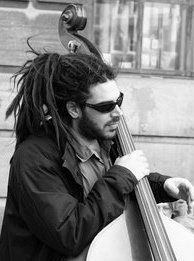 Riad Abji - Double Bass, Backing Vocals