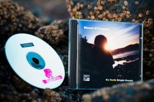 go FORTH bright scenic CD release