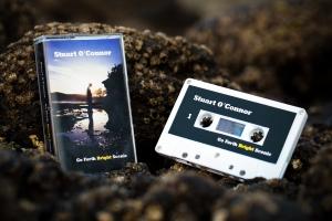 go forth BRIGHT scenic Tape Cassette Release