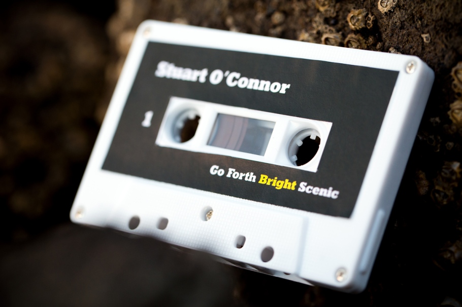 The Album was released physically as a Tape Cassette Limited to 44 copies.