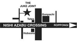 Juke Joint Map
