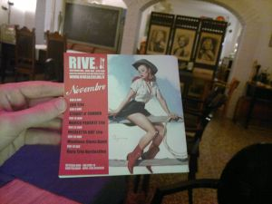Rive Jazz Club Schedule