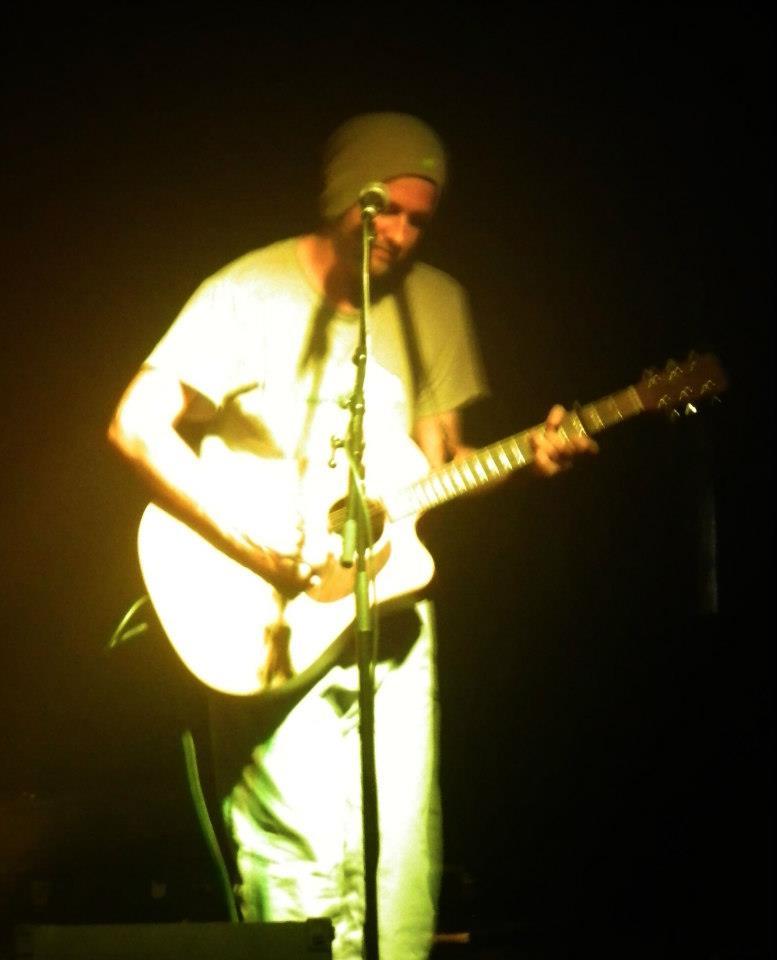Onstage @ the Fringe Bar - Wellington