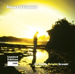 'go forth Bright scenic' CD Re-release cover